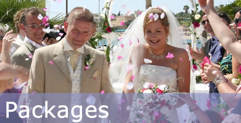Paphos Wedding Packages