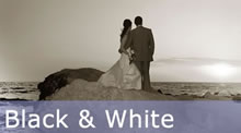 Paphos Weddings Black and White